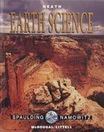 9780395931981: McDougal Littell Earth Science: Heath Earth Science Grades 9-12 1999