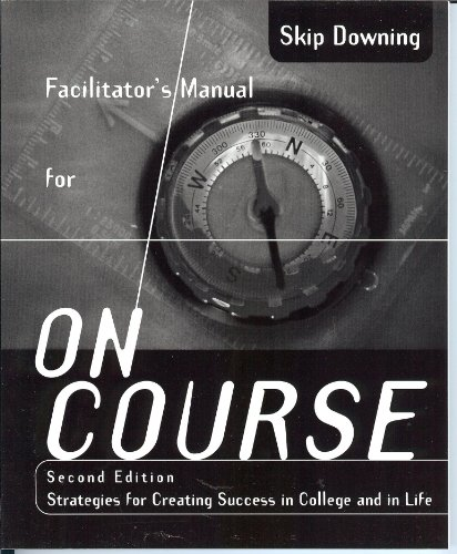 On Course With Faculty Management (0395934249) by Downing, Skip