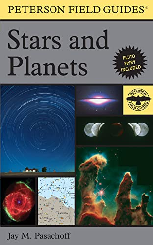 9780395934319: A Peterson Field Guide to Stars and Planets (Peterson Field Guides)