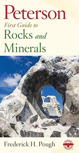 9780395935439: Peterson First Guide to Rocks and Minerals
