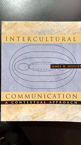 9780395937082: Intercultural Communication: A Contextual Approach