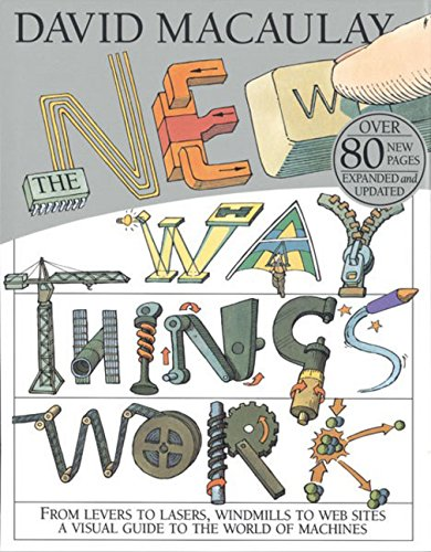 9780395938478: The New Way Things Work