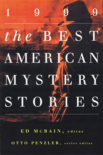 9780395939154: The Best American Mystery Stories 1999