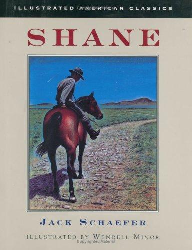 9780395941164: Shane (American Classics Series)
