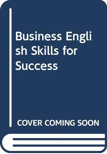9780395941393: Business English Skills for Success
