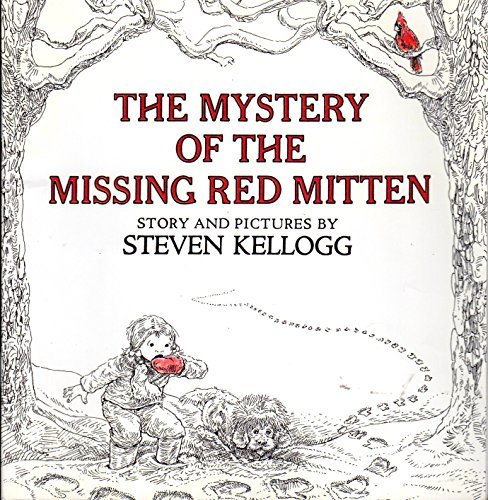 9780395941744: The Mystery of The Missing Red Mitten