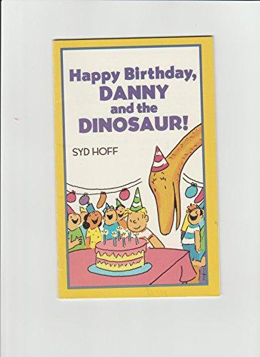 9780395942802: Happy Birthday, Danny and the Dinosaur!