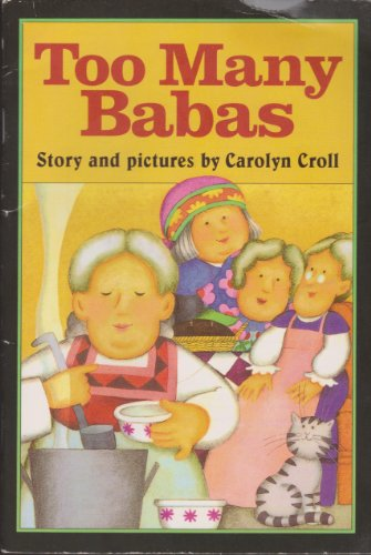 9780395942925: Too many Babas (Invitations to literacy)