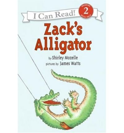 9780395942932: ZACKS ALLIGATOR (INVITATIONS TO LITERACY BOOK 33 COLLECTION 2)