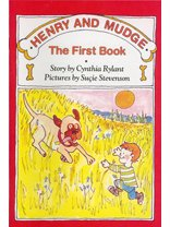 9780395943977: Houghton Mifflin Reading: Gr Hnry&Mudg 1St(5) 2 -Imp Henry and Mudge: The First Book