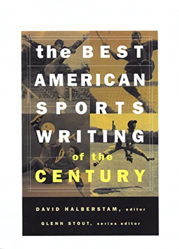9780395945148: The Best American Sports Writing of the Century (The Best American Series ®)