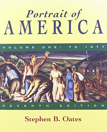 Portrait of America (039594516X) by Oates, Stephen B.
