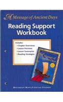 9780395947005: Reading Support Workbook