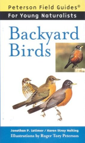 9780395952108: Backyard Birds (Peterson Field Guides for Young Naturalists)