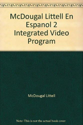 McDougal Littell En Espanol 2 Integrated Video Program: Littell, McDougal
