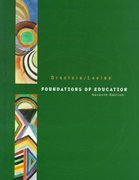9780395955765: Foundations Of Education, Seventh Edition