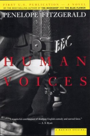 9780395956175: Human Voices