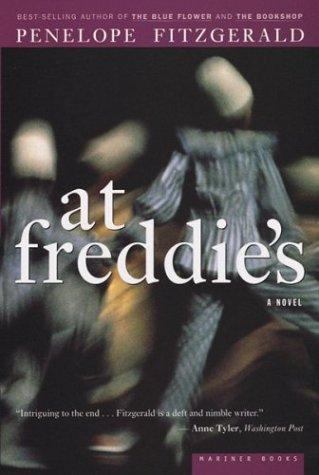 9780395956182: At Freddie's
