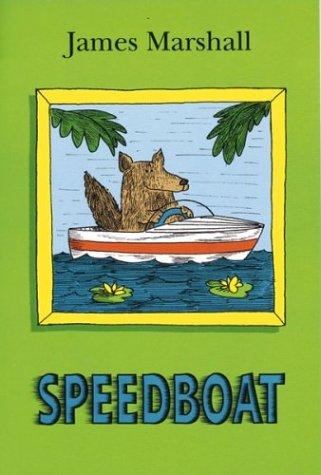 9780395957554: Speedboat