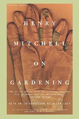 Henry Mitchell on Gardening: Mitchell, Henry; Davis,