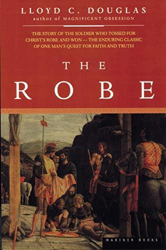 9780395957752: The Robe