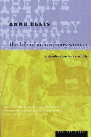 9780395957837: The Life of an Ordinary Woman