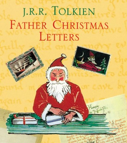 Father christmas letters mini book by jrr tolkien j r r father christmas letters mini book jrr tolkien j r r tolkien spiritdancerdesigns Choice Image