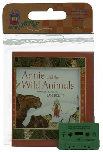 9780395959923: Annie and the Wild Animals(book & cassette)
