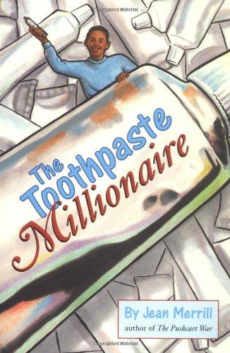 9780395960639: The Toothpaste Millionaire
