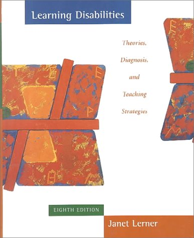 9780395961148: Learning Disabilities: Theories, Diagnosis, and Teaching Strategies