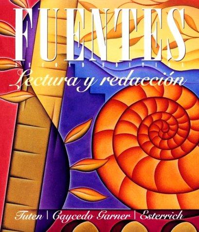 9780395962756: Fuentes: Lectura y Redaccion