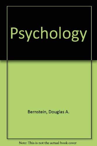 9780395962879: Psychology
