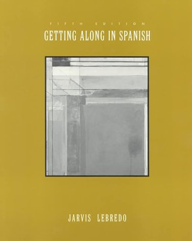 9780395962992: Getting Along in Spanish