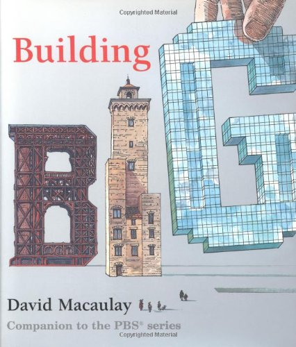Building Big: Companion to the PBS Series