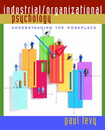 9780395964217: Industrial And Organizational Psychology