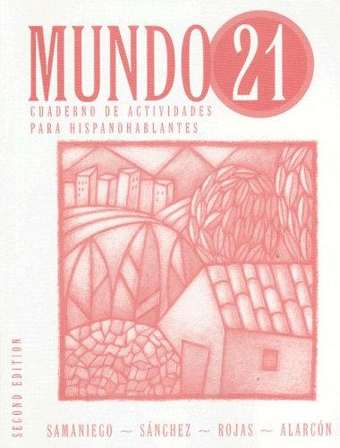9780395964682: Mundo 21: Workbook and Lab Manual