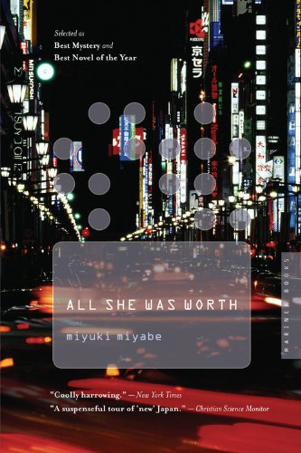 9780395966587: All She Was Worth