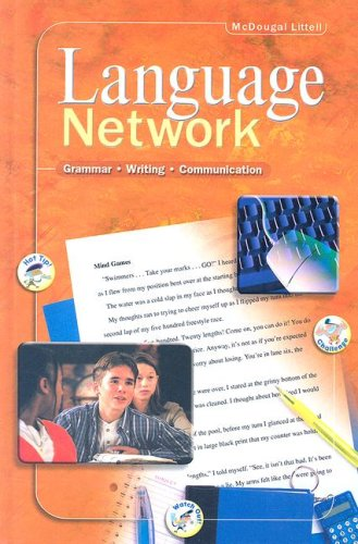 9780395967393: Language Network: Student Edition Grade 9 2001