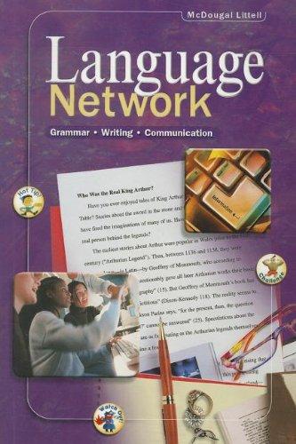 Language Network, Grade 12: LITTEL, MCDOUGAL