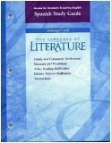 Access for Students Acquiring English Spanish Study: McDougal Littell