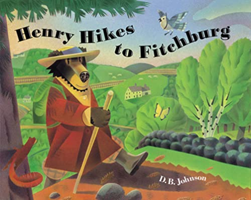 9780395968673: Henry Hikes to Fitchburg
