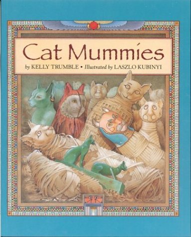 9780395968918: Cat Mummies