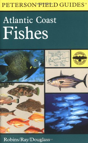 9780395975152: A Field Guide to Atlantic Coast Fishes: North America (Peterson Field Guides)
