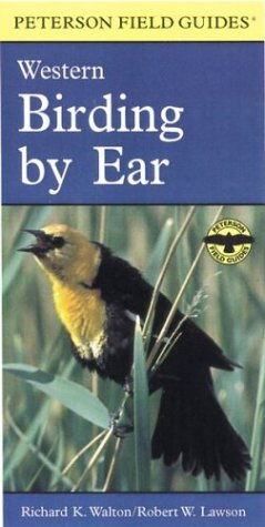 9780395975268: Birding by Ear: Western (Peterson Audios)
