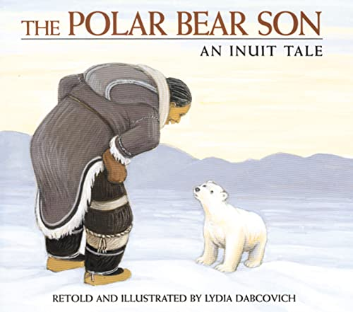 9780395975671: The Polar Bear Son: An Inuit Tale