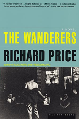 9780395977743: The Wanderers