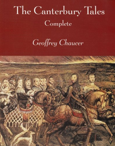 9780395978238: The Canterbury Tales