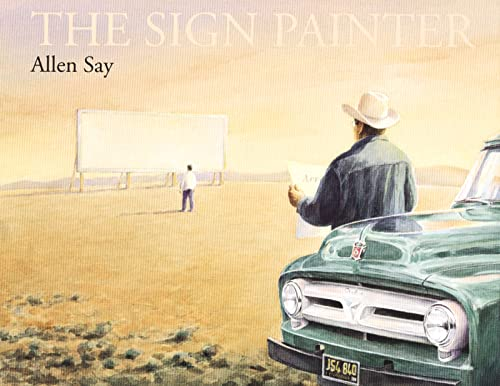 9780395979747: The Sign Painter