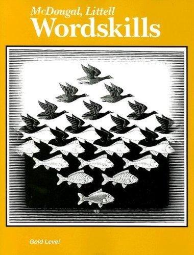 9780395979785: McDougal Littell Word Skills: Teacher Edition Grade 06