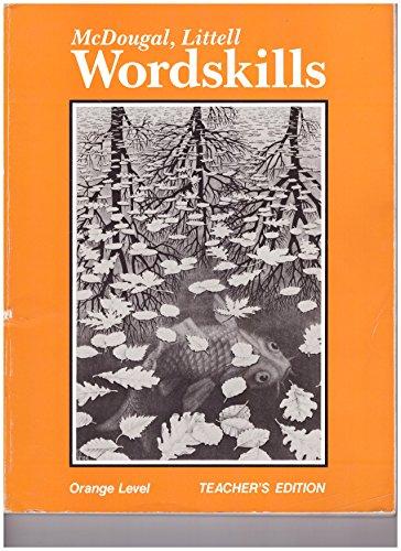 9780395979846: McDougal Littell Word Skills: Teacher Edition Grade 09